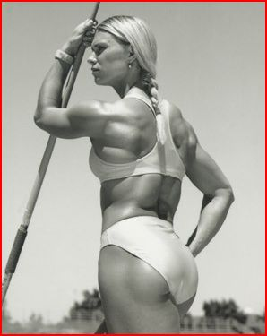 Muskelkvinna
