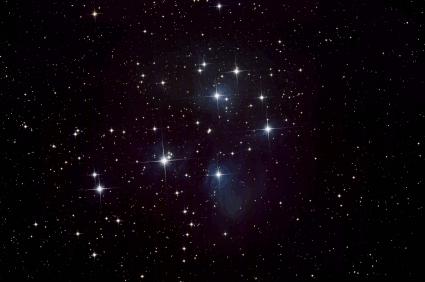 Stjärnor i skyn