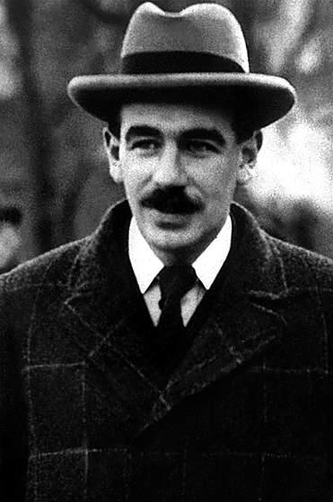 John Maynard Keynes (1883-1946), brittisk ekonom och bland annat en av arkitekterna bakom Bretton Woods-systemet.