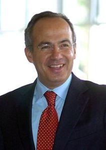 Felipe Calderón, Mexicos president