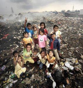 barn indonesien