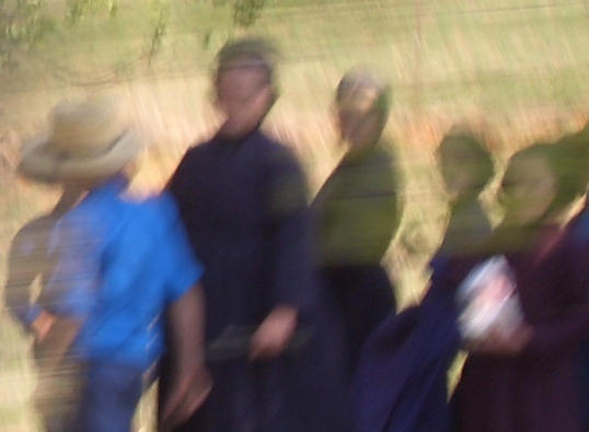 Amish dating praxis